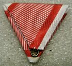 Austria Hungary Medal Ribbon Tapferkeitsmedaille, pre ww1