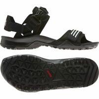 Adidas Herren Terrex Cyprex Ultra II DLX Sandalen schwarz weiß