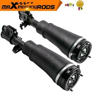FRONT AIR SUSPENSION STRUTS PAIR LEFT RIGHT FOR RANGE ROVER VOGUE L322 NEW