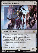 MTG BEARER OF SILENCE - LATORE DI SILENZIO - OGW - MAGIC