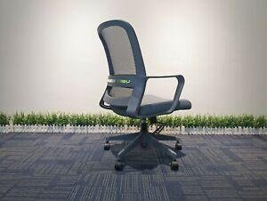 Home Office Student Teen Mesh Back Chair Ergonomic Support SOHO Modern Design