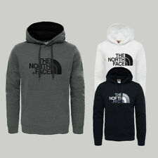 North Face Original TNF Men's Pullover Casual Jumper Overhead Sports Gym Hoodie