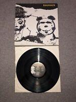 Bauhaus - Mask - Gatefold - LP Vinyl Record *1981