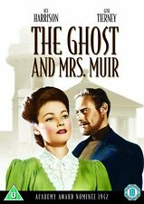 The Ghost and Mrs. Muir [1947] (DVD) Gene Tierney, Rex Harrison, George Sanders