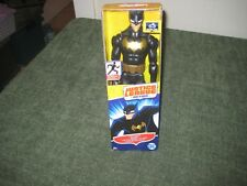 "BATMAN 12"" Figure ""Stealth Shot Batman"" Justice League 2016 Mattel NIB DC Comic"