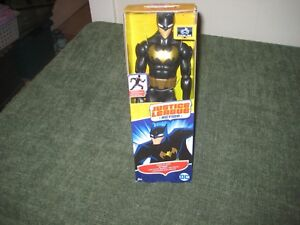 "BATMAN 12"" Figure ""Stealth Shot Batman"" Justice League 2016 Mattel NIB DC Comic"
