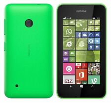 Nokia Lumia 530 Green verde rm-1017 single SIM sin bloqueo SIM (embalaje neutral)