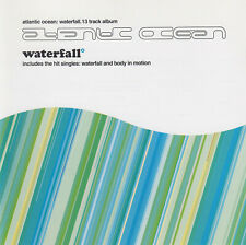 Atlantic Ocean: Waterfall (CD)