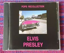 Elvis Presley ~ Pops Recollection ( Japan Press ) Cd