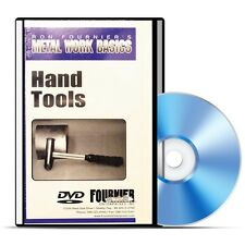 Metal Work Basics: Hand Tools, by Ron Fournier (DVD) / auto body / motorcycles