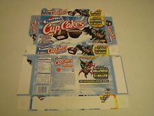 Hostess (Interstate Brands) Cup Cakes Batman Empty Collectible Box