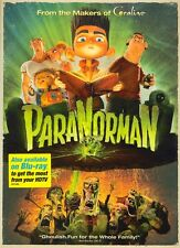 Paranorman (DVD - DISC ONLY)