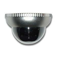 "Sunvision 480TVL Metal Outdoor CCTV Dome Camera 1/4"" Sharp CCD (42)"