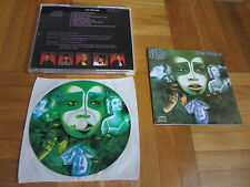 IQ The Wake RARE LIMITED EDITION 1988  Picture Disc CD issue i.q.