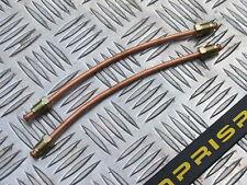 Mitsubishi Evo Brembo Caliper rebuild link pipes