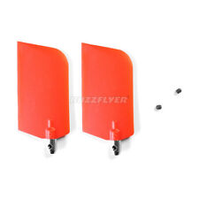 Genuine E-Sky Honey Bee King 3 / 4 Paddle Set (RED) 000704 (EK1-0434R)