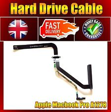 """Apple MacBook PRO 13"""" A1278 HDD Flex Cable 821-0814-A Hard Drive Connector 09-10"""