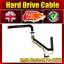 "Hard Drive Cable 821-0814-A for A1278 MacBook Pro 13"" 2009-2010 SATA Interface"