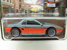 HOT WHEELS - BOULEVARD - (1984) '84 PONTIAC FIERO - REAL RIDERS - DIECAST