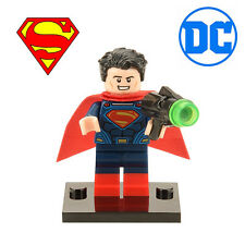 Superman minifigure Fittable In Lego set building toy DC Justice League