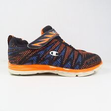 Champion Orange and Black Sneakers in Size 8.5 (Toddler)
