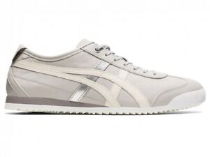 Asics Onitsuka Tiger MEXICO 66 SD 1183A872 OYSTER GREY/CREAM With shoe bag