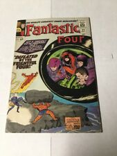 Fantastic Four 38 5.0 Vg-fn Very Good / Fine