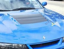 Nismo Z-Tune Style Fiberglass Bonnet Hood Vents S13 S14 S14A S15 R32 R33 R34 v8