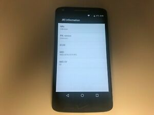 Motorola Droid Turbo 2 XT1585 - 32GB- Black (Unlocked Verizon) Smartphone