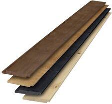 1 in. x 6 in. x 6 ft. Barn Wood Multi-Color Shiplap Kit Brown-Tone (6-Pack)
