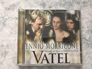 CD - Ennio Morricone - Vatel - Colonna Sonora Originale