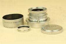 Leica Leitz Summaron 3.5cm 35mm f/3.5 L39 LTM Leica Screw Mount lens w/ FOOKH