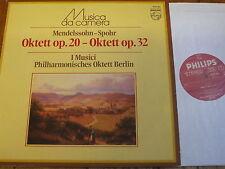 6570 884 Mendelssohn / Spohr Octets / I Musici / Berlin Philharmonic Octet