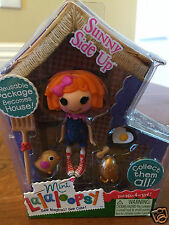 NIP MINI LALALOOPSY Sunny Side Up Doll Set #1 of Series 2