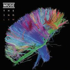 MUSE THE 2ND LAW ALTERNATIVE ROCK 2012 JEWEL-CASE CD NEW