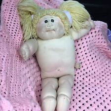 1978 The Little People Soft Sculpture Cabbage Patch Doll Xavier Roberts