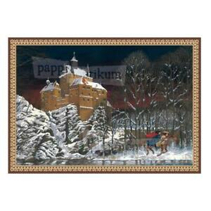 Adventskalender Schneewittchen Kriebstein   Bilderadventskalender Märchenmotiv