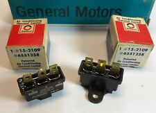 NOS Buick GM AC Delco Air Conditioning Compressor Thermal Limiter Fuse Switches