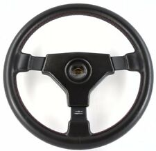 Personal (Nardi) Design Giugiaro leather steering wheel. Genuine Lotus Excel  8C