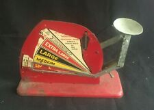 Vintage Used Jiffy Way Red Egg Scale Owatonna, Minn.