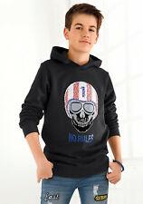 Arizona Kapuzensweatshirt mit Wendepailletten, schwarz. NEU!!! SALE%%%
