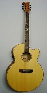 ESP LTD Tombstone TSJ-310E Acoustic/Electric Guitar