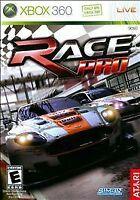 Race Pro (Microsoft Xbox 360, 2009)        COMPLETE  FAST SHIPPING ATARI SIMBIN