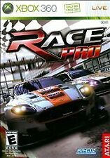 Race Pro RE-SEALED Microsoft Xbox 360 GAME