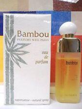 BAMBOU PARFUMS WEIL PARIS EAU DE PARFUM 1.0 OZ / 30 ML NEW IN BOX