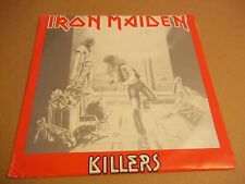Iron Maiden – Killers (1981) rare live in Japan Euro 2 LPs Not Tmoq NM