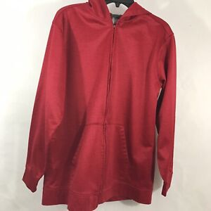 Champion Hoodie Jacket (Youth XL ) Red
