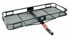 Hitch Cargo Carrier Trailer Car Truck SUV Vehicle Luggage Hauler 60 x 24 New