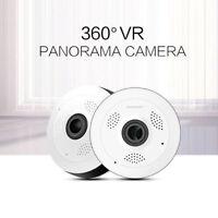 VR13 Wireless HD FishEye IP WiFi Panoramic Camera 960P 360 Degree 1.3MP Security