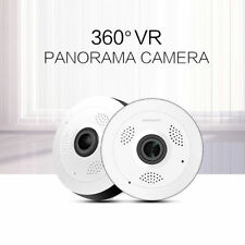VR13 Wireless HD FishEye IP WiFi Panoramic Camera 960P 360 Degree 1.3MP Security